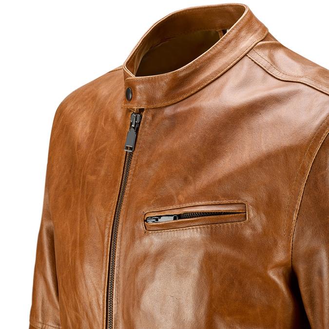 Jacket bata, Brun, 974-3142 - 15