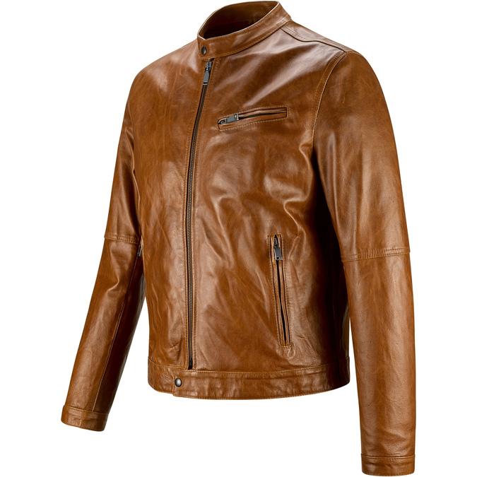 Jacket bata, Brun, 974-3142 - 16