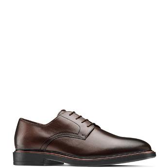 Men's shoes bata, Brun, 824-4504 - 13