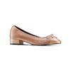 Women's shoes bata, Jaune, 524-8191 - 13