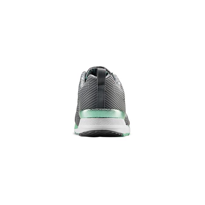 Women's shoes, Gris, 509-2313 - 16