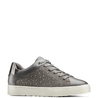 Women's shoes bata-light, Gris, 549-2180 - 13