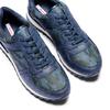 Men's shoes bata, Bleu, 841-9479 - 26