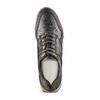 Men's shoes bata, Gris, 841-2738 - 17