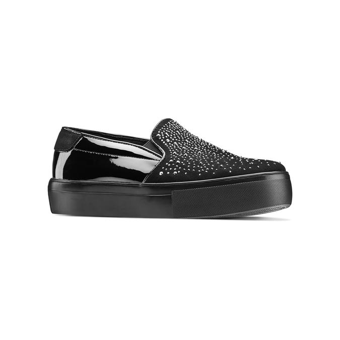 Women's shoes bata-light, Noir, 549-6214 - 13