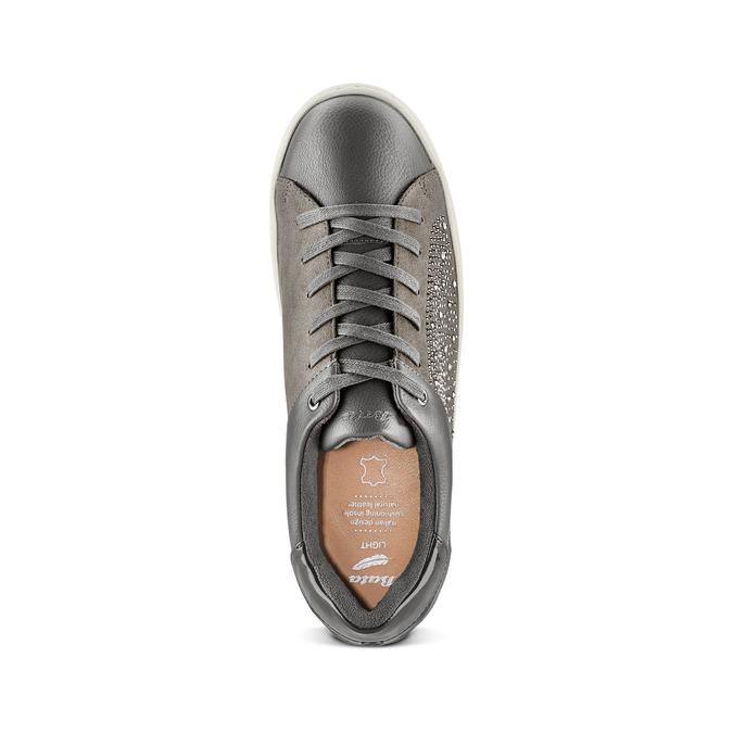 Women's shoes bata-light, Gris, 549-2180 - 17