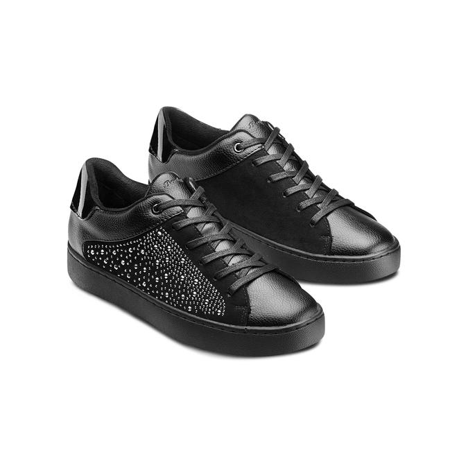 Women's shoes bata-light, Noir, 549-6180 - 16