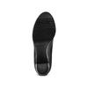 Women's shoes bata, Noir, 724-6323 - 19