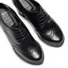 Women's shoes bata, Noir, 724-6323 - 26