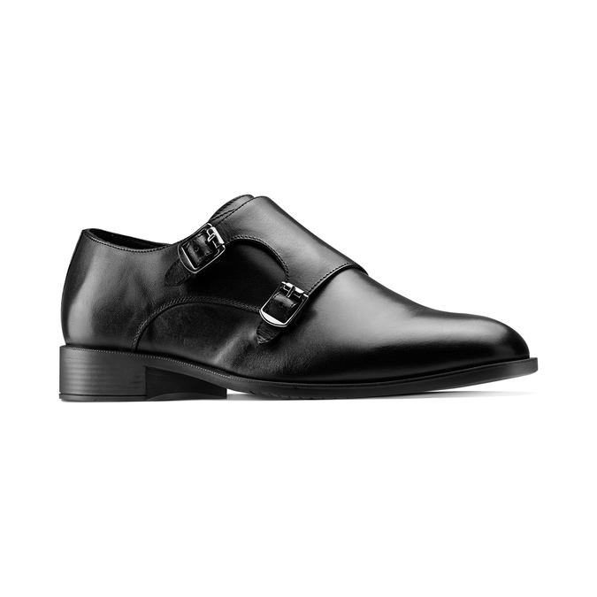 Men's shoes bata, Noir, 824-6128 - 13