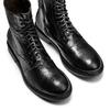 Men's shoes bata, Noir, 894-6262 - 17