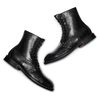 Men's shoes bata, Noir, 894-6262 - 26