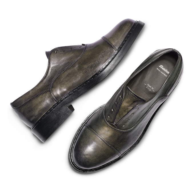 Women's shoes bata, Gris, 514-2188 - 26