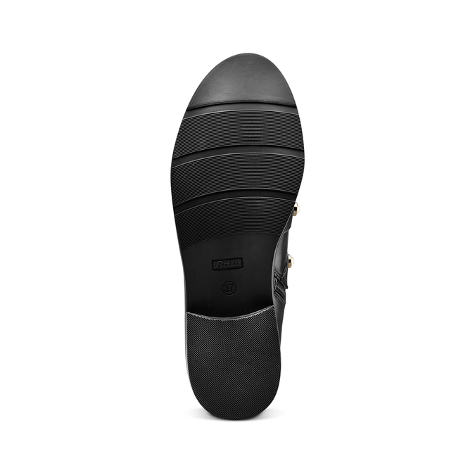 Women's shoes bata, Noir, 591-6947 - 19