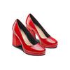 Women's shoes bata, Rouge, 728-5172 - 16
