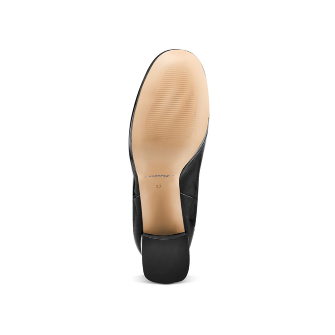 Women's shoes bata, Noir, 798-6190 - 19