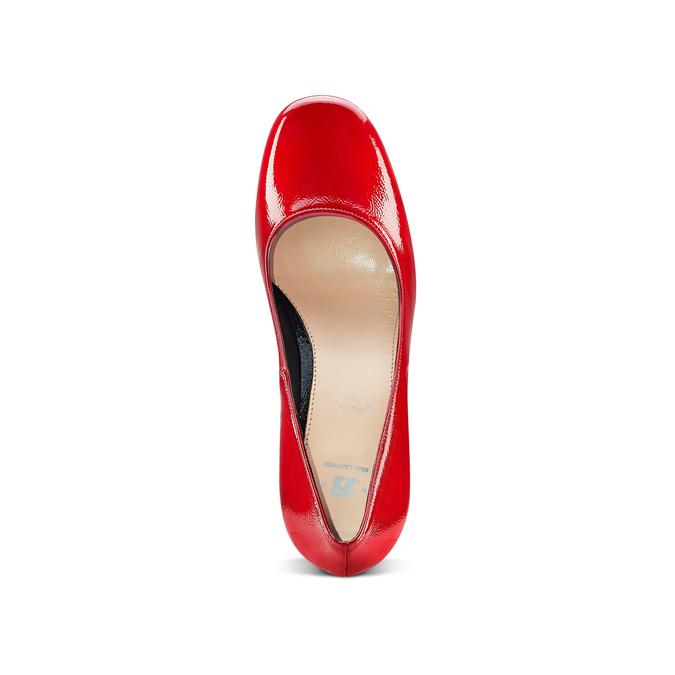 Women's shoes bata, Rouge, 728-5172 - 17