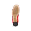 Women's shoes bata, Rouge, 728-5172 - 19