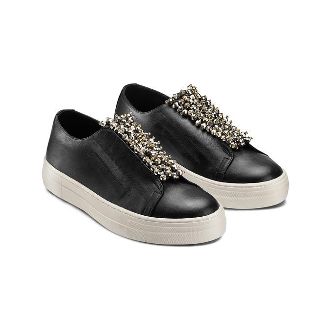 Women's shoes bata, Noir, 541-6131 - 16