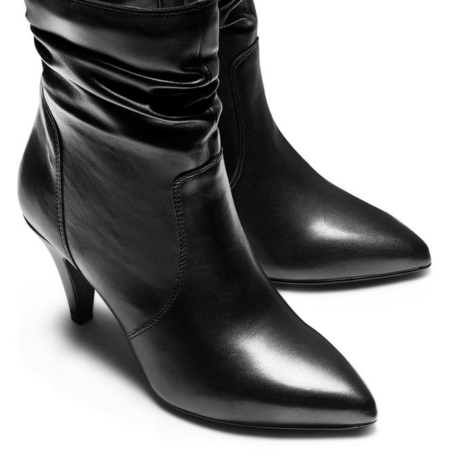 Women's shoes bata, Noir, 794-6187 - 17