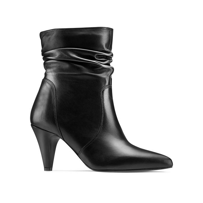 Women's shoes bata, Noir, 794-6187 - 13