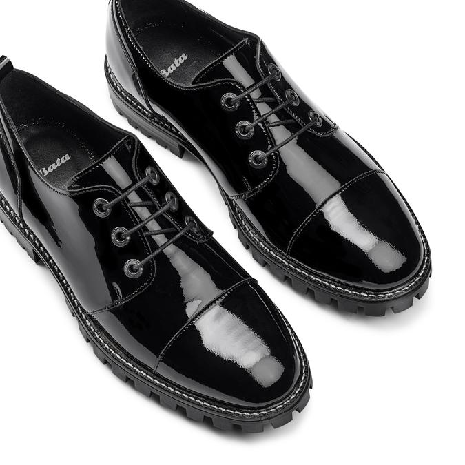 Women's shoes bata, Noir, 528-6139 - 26