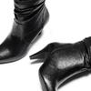 Women's shoes bata, Noir, 794-6187 - 26