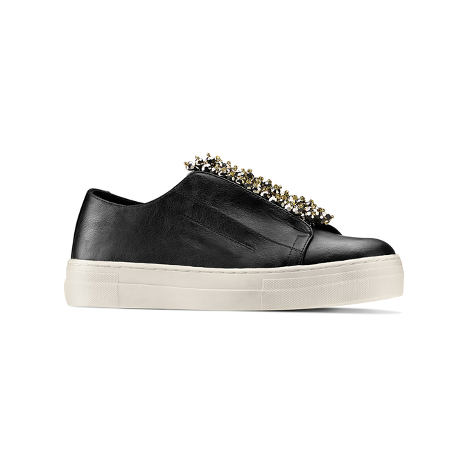 Women's shoes bata, Noir, 541-6131 - 13
