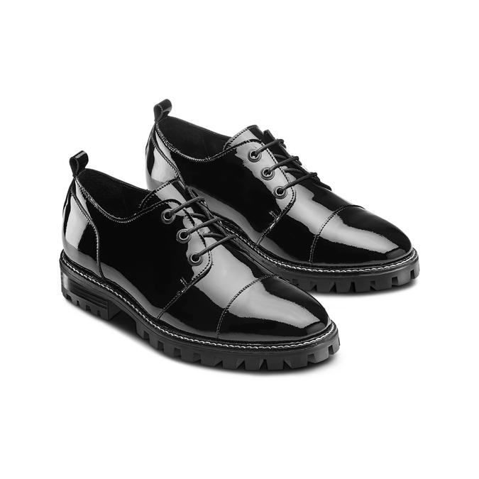 Women's shoes bata, Noir, 528-6139 - 16