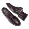 Men's shoes bata, Rouge, 824-5209 - 26