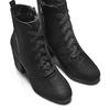 Women's shoes bata-rl, Noir, 799-6386 - 17