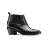 Women's shoes bata, Noir, 694-6439 - 13