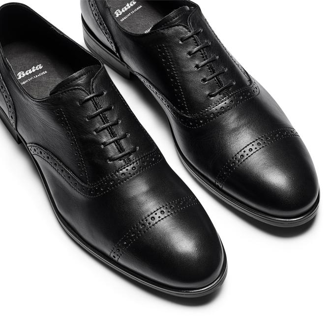 Men's shoes bata, Noir, 824-6511 - 26