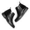 Women's shoes bata, Noir, 594-6935 - 26