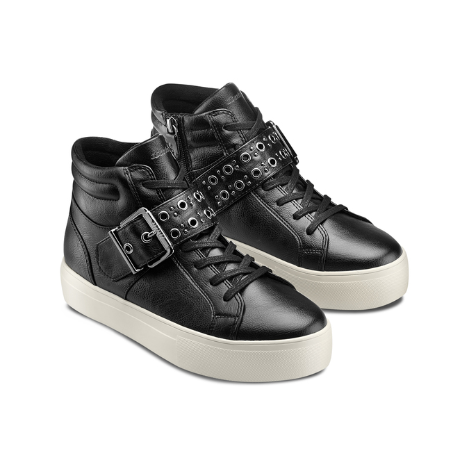 Women's shoes bata-light, Noir, 541-6269 - 16