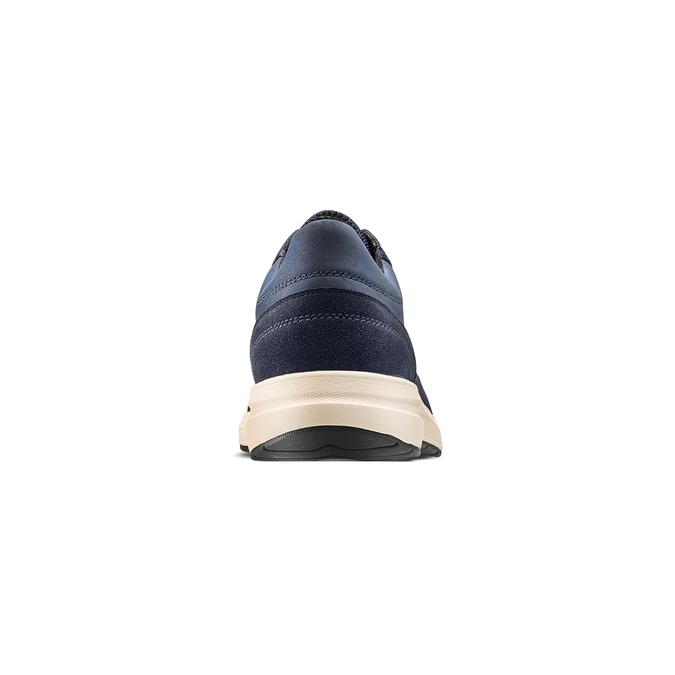 Men's shoes bata-light, Bleu, 843-9418 - 15