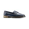 Women's shoes bata-touch-me, Bleu, 514-9198 - 13