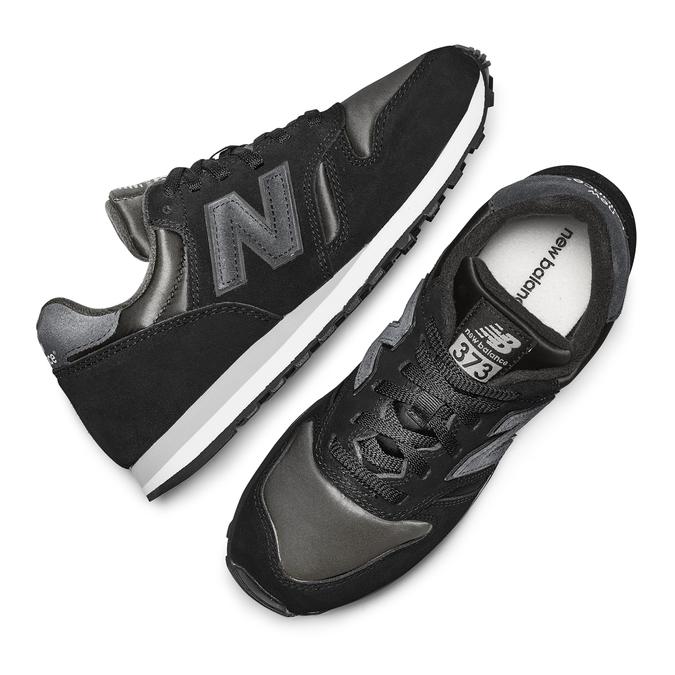 Women's shoes new-balance, Noir, 503-6123 - 26
