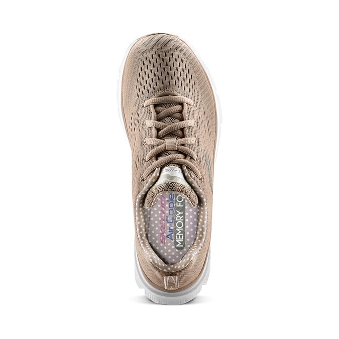 Women's shoes, Jaune, 509-8142 - 17