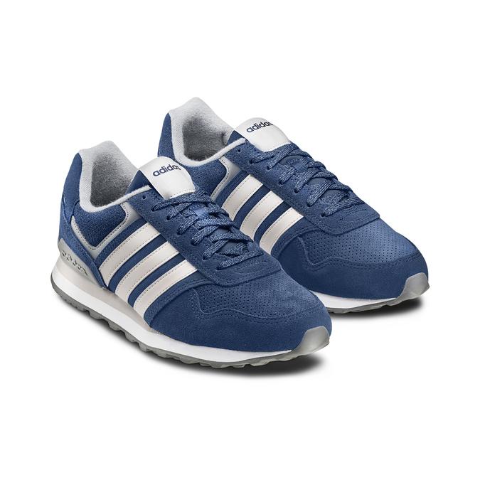 Men's shoes adidas, Bleu, 803-9131 - 16