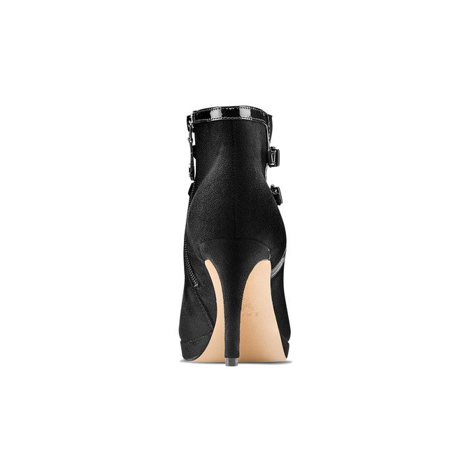 Women's shoes insolia, Noir, 799-6315 - 15