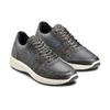 Men's shoes bata-light, Gris, 843-2418 - 16