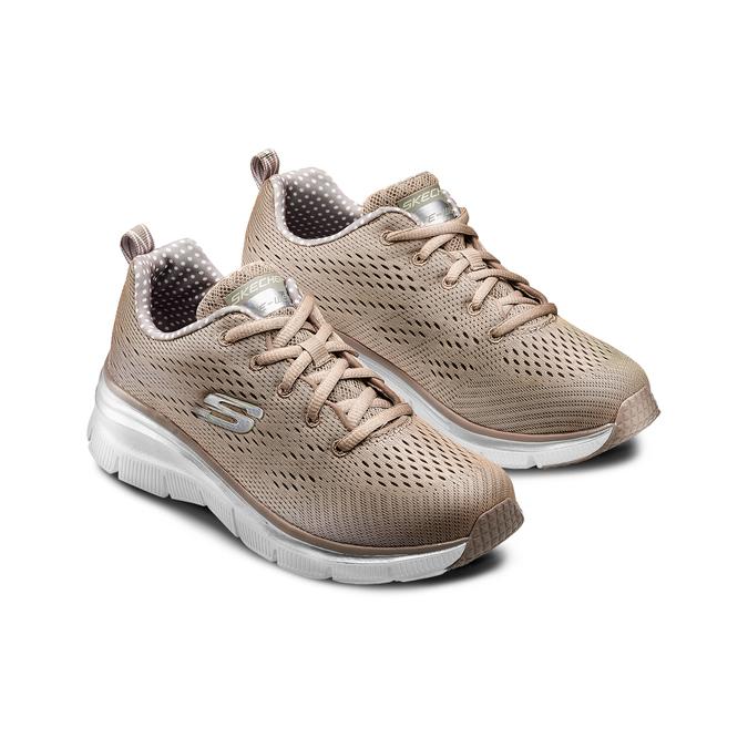 Women's shoes, Jaune, 509-8142 - 16