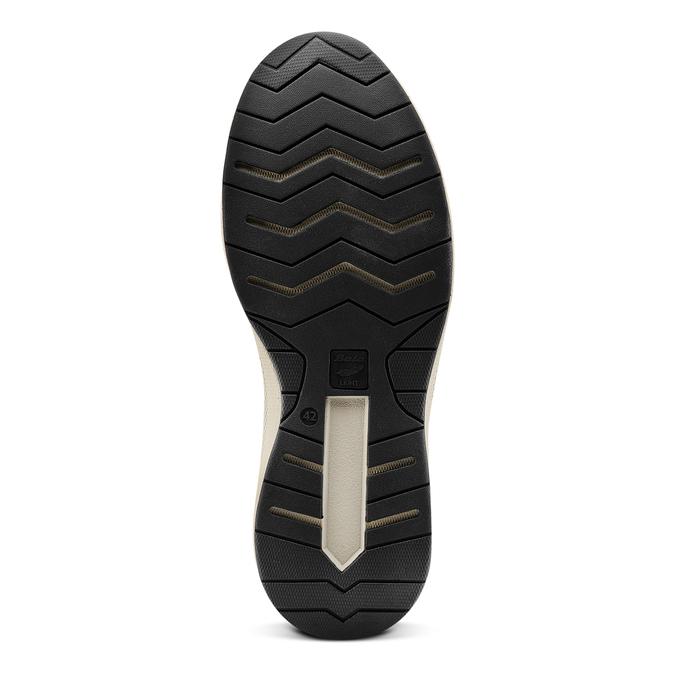 Men's shoes bata-light, Gris, 843-2418 - 19