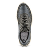 Men's shoes bata-light, Gris, 843-2418 - 17