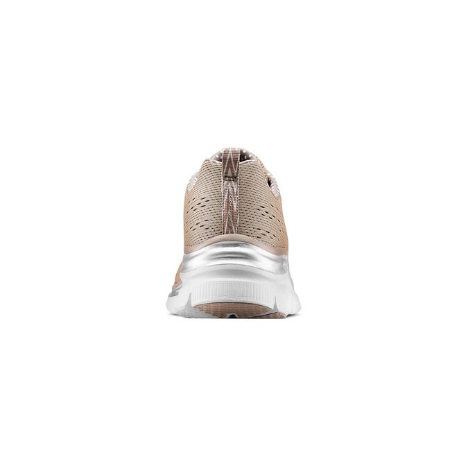 Women's shoes, Jaune, 509-8142 - 15