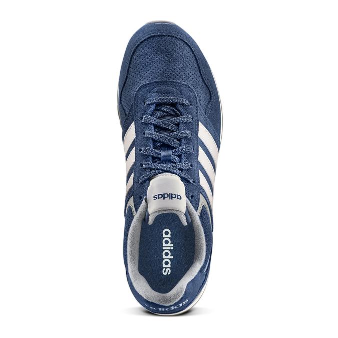 Men's shoes adidas, Bleu, 803-9131 - 17