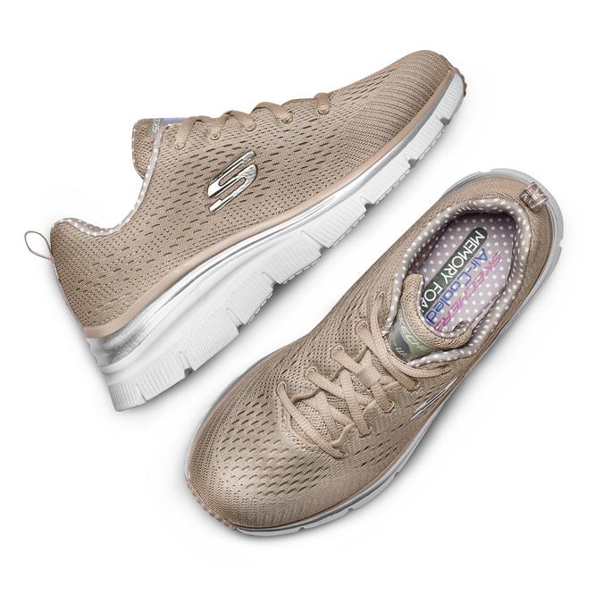 Women's shoes, Jaune, 509-8142 - 26