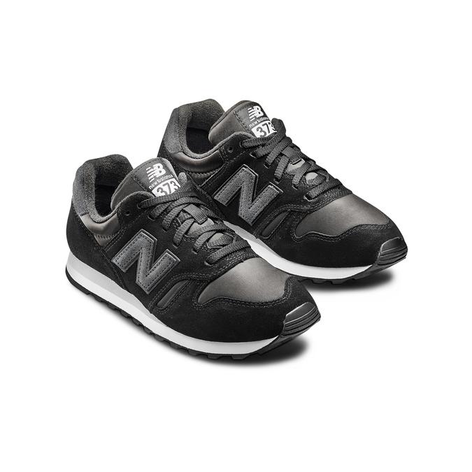 Women's shoes new-balance, Noir, 503-6123 - 16