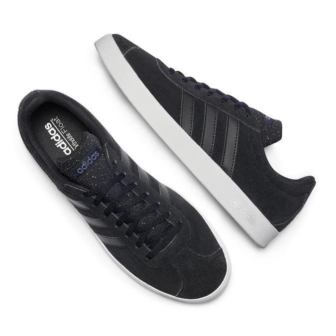 Men's shoes adidas, Noir, 803-6119 - 26
